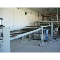 China Durable 3 Roll Calender Machine , Three Roll Rubber / PVC Calendering Machine on sale