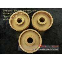 Quality vacuum brazed diamond grinding wheel for cast iron and metal in foundry miya@moresuperhard.com for sale