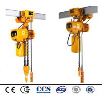 Quality Industrial 500kg 6 ton Electric Chain Hoist Chain Pulley Block Price for sale