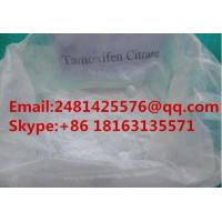 Quality Raw Pharmaceutical Grade Anti Estrogen Steroids Tamoxifen Powder CAS 54965-24-1 for sale