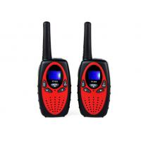 Quality Adjustable Volume Level Kids Walkie Talkie With Auto Squelch Function for sale