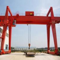 Quality Outdoor Movable Double Girder Gantry Cranes Industrial Heavy Load Large Span for sale