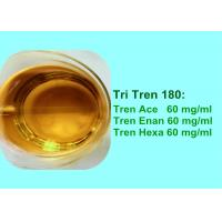 Quality Strong Injectable Trenbolone Series Blend Steroid Oil Tri Tren 180 mg/ml for sale
