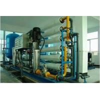 Quality Industrial Ultrafiltration Membrane System , 5000 LPH Membrane Filtration Equipment for sale
