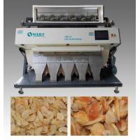 High Efficiency Garlic Slices Sorting Machine / Vegetable Fruit Grading Machine