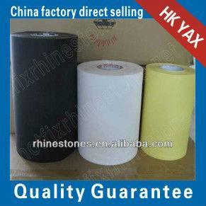 China glue acrylic hotfix tape;hotfix sticker;hot fix tape on sale