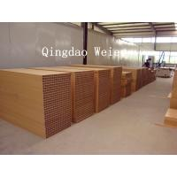 Quality 850mm 900mm Waterproof / Fireproof WPC Board Production Line 600kg/H for sale