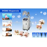 Quality Super effect!! Oxygen jet ski and beauty salon equipment with mask treatment for sale