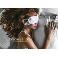 China Self Heating Steam Eye Mask Real Steam Released Disposable SPA on sale