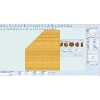 Buy cheap Haixun Furniture Design System furniture automatic cutting angles software from wholesalers