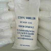 Ethyl Vanillin Flavoring Powder For Food Grade Using For Assigning Fragrance And