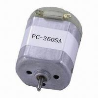 Quality 4.5V Micro DC Motor with 24 x 18.3 x 27mm Housing, Ideal for Hair Trimmer/Curler, RC Toy and Model for sale
