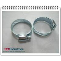 Quality 2015 high quality Standard Worm Drive Hose Clamps for sale