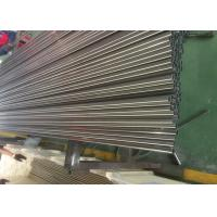 China Bright Annealed 304 SS Tubing EN 1.4401 AISI 316 EN10217-7 TC2 D4/T3 19.05 X 1.65MM on sale
