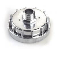 Quality High Performance Air Compressor Parts Metal Direct Inlet Air Filter Assemblies for sale