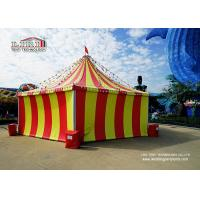 Quality 8m Circus Tent and  High Peak Tents with  Color  Cover For Horse Event for sale