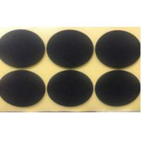 Quality Shore 38 Custom Eva Foam Ellipse Black EVA Pad , Eva High Density Foam for sale