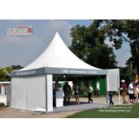 Quality Aluminum & PVC Modular Tent For restaurant , Waterproof Canopy Tent for sale
