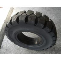 solid forklift truck tire 825-15