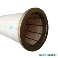 Quality Baghouse dust collector Filter Bags Nomex Needle Felt 500gsm ,550gsm PTFE Membrane for sale