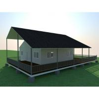 Quality China prefabricated house/ mobile building/ portable  container home for sale
