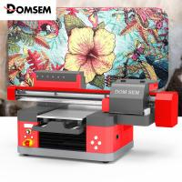 Buy Embossed UV Digital Printing Machine A3 Direct Jet Uv Printer For Wood Board at wholesale prices
