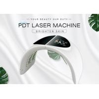 Buy cheap PDT Red LED Light Therapy Machine / Photodynamic Beauty Treatment System from wholesalers