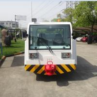 Quality Advanced Tug Tow Tractor MICO Dual Circuit 360 Degrees Visibility Driving Cab for sale
