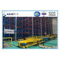 Quality Warehouse Automatic Storage Retrieval System Advanced Control ISO 9001 Certification for sale