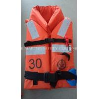 Quality Solas standard CE Certification Marine Life jacket for sale