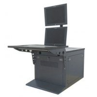 Quality APSD Three Section Operation Console For Cloud Computing Anti Water for sale