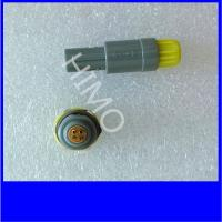 Quality 4 pin lemo plastic circular electronic connector PAGPKG for sale