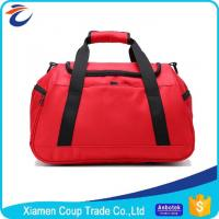 Quality Oxford Tote Waterproof Duffel Bag Travel Lady Handbag Customized Colors for sale