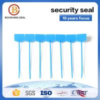 Quality security plastic safety seal tags universal plastic security seal temper proof Requested seal lock for sale