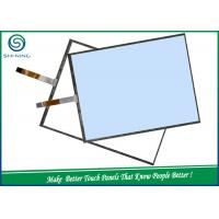 Quality Custom 15'' 5 Wire Resistive Touch Panel ODM / OEM 5V DC Supply Single - Touch for sale
