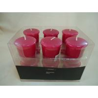 Quality Long burning timescented votive candles gift set 12pcs for sale