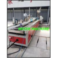 Quality Plastic Window PVC Profile Extrusion Machine With High Output 20T for sale