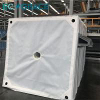 Quality Metal And Mining Industry Filter Press Cloth Gasket Cloth Filter for sale