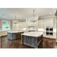 Quality Ogee Additional Edge Marble Look Granite Countertops Custom Sizes for sale