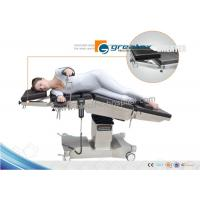 Quality Multifunction Latest Hospital Operation Table , Surgical Medical Table with Control Panel for sale