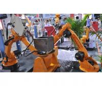 """Quality High-Strength Small Industrial Robot For Welding , 6.4"""" Color Led Display for sale"""