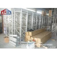 Buy cheap Durable Aluminum Club DJ Truss Tower / Line Array Speaker Truss System from wholesalers