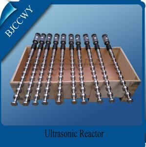 Buy cheap 15KHz 1300W Ultrasonic Reactor from wholesalers