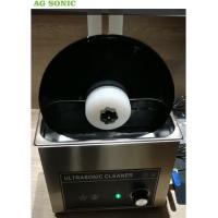 Quality Portable Digital Ultrasonic Cleaner Lp Vinyl Record Stainless Steel 304 Material for sale