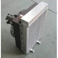 Compact Hydraulic Oil Coolers : Bar and plate compact heat exchanger oil cooler with