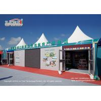 Quality 3-10M Size Modular Aluminum And PVC Pagoda Party Tent For Corporate Events for sale