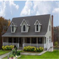 Quality Steel Structural Prefab Home (KXD-pH1438) 2 bedroom modular homes for sale