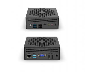 Quality Intel Quad Core Mini PC Windows 10 Intel AC8 Jasper Lake N5095 CPU 32GB RAM 512GB SSD for sale