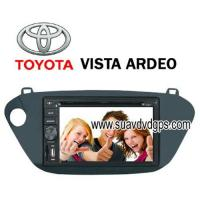 Buy cheap TOYOTA VISTA ARDEO Special Dual zoon Car DVD player TV,bluetooth,GPS navi from wholesalers
