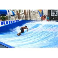 China Amusement Park Rides Surfboard Skateboard for Single , Surfing Simulator for Aqua Park on sale